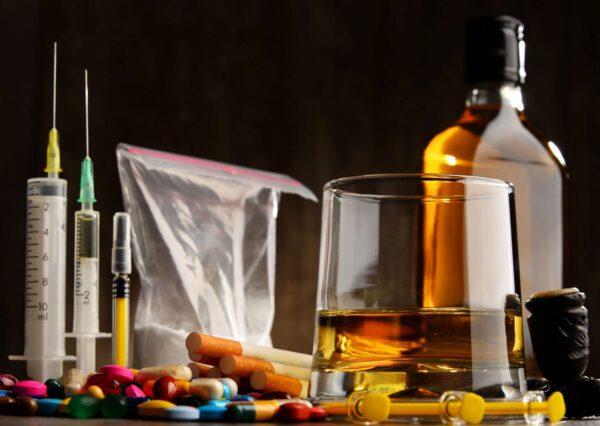 najbardziej szkodliwe narkotyki