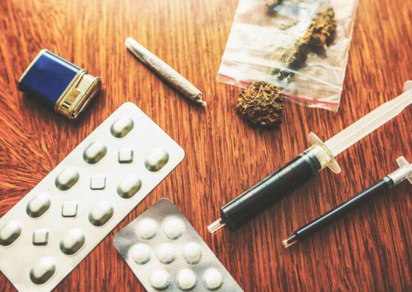 narkotyki twarde i miękkie