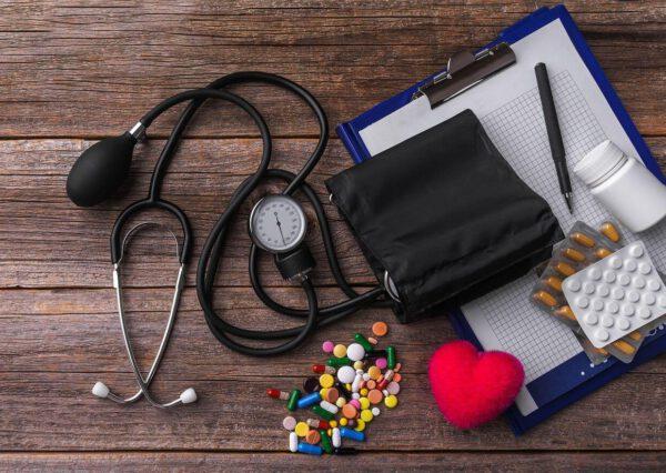 objawy przedawkowania leków na nadciśnienie