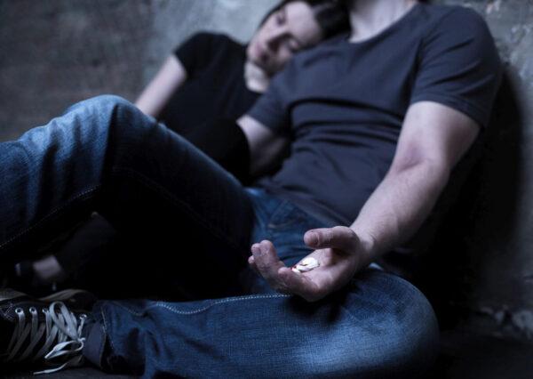 objawy brania narkotyków