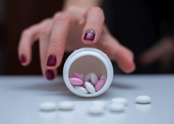 przedawkowanie leków psychotropowych