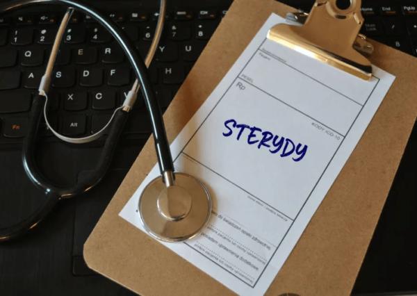 objawy uzależnienia od sterydów